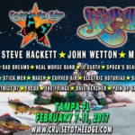 Cruise to the Edge 2017 Marquee