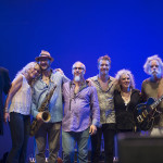 Larry Campbell, Teresa Campbell, Jay Collins, Erik Lawrence, Anderson East, Lucinda Williams, Bob Weir and Patty Griffin