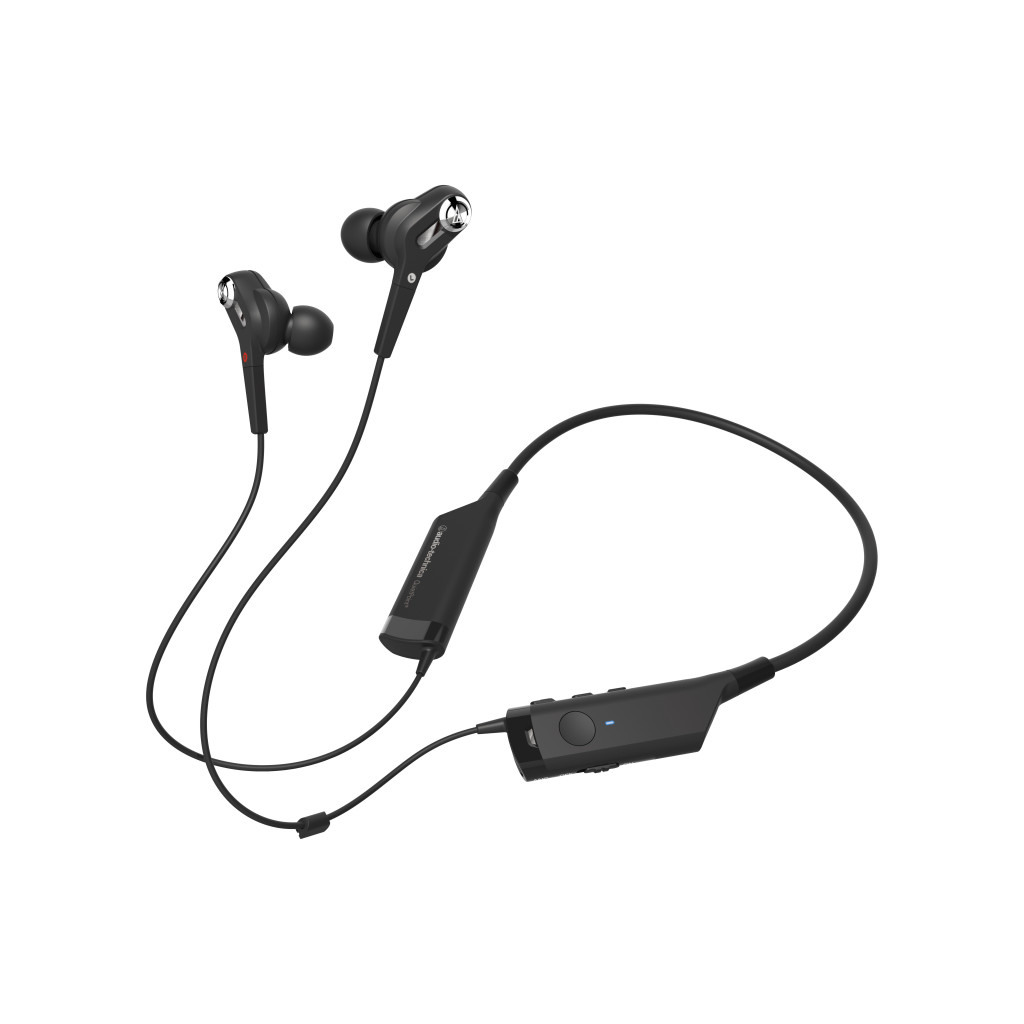 QuietPoint Wireless Headphones