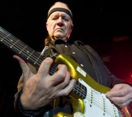 Dick Dale at Brooklyn Bowl, Aug. 27