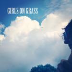 girls on grass
