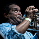 Efrem Towns of the Dirty Dozen Brass Band