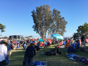 Fest's full view of the Coronado Bridge