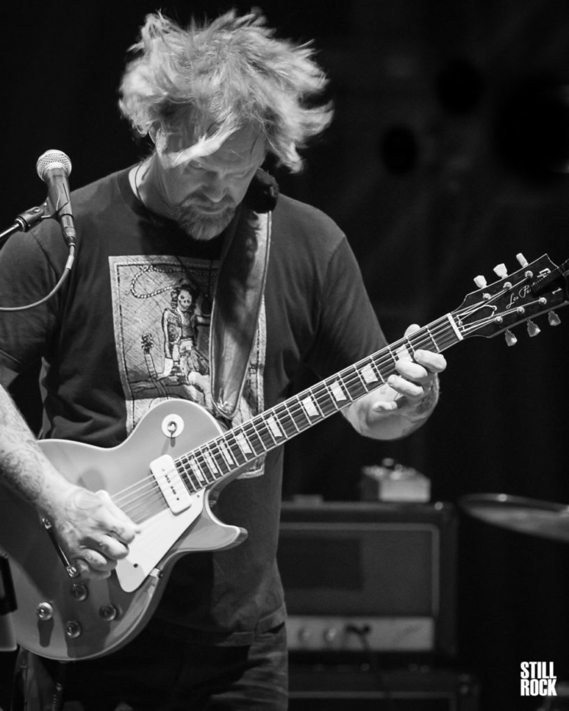 Anders Osborne at the Capitol Theater by Lou Montesano