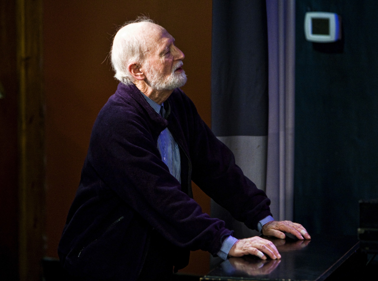 Mose Allison by Arnold Goodman