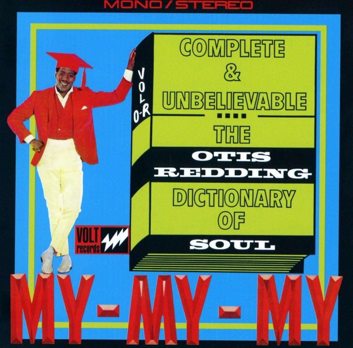 Otis Redding Elmore Magazine