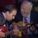 Bucky Pizzarelli and PJ Rasmussen by Laura Haines