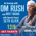 Tom Rush at Shimmel Center