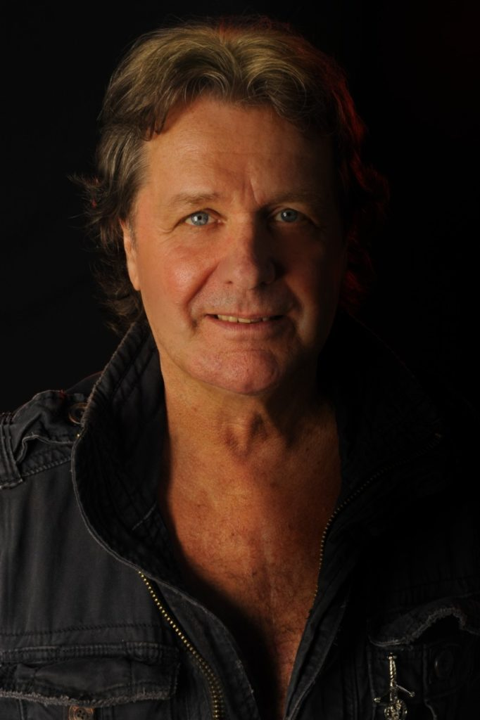 John Wetton by Mike Inns