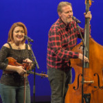 Tammy Rogers (fiddle), Mike Fleming (bass), Gary Nichols (guitar)