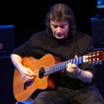 Steve Hackett in Westbury, NY, 2017 by Barry Fisch