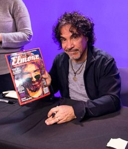 John Oates book signing