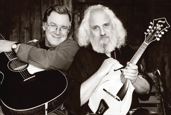 John Sebastian & David Grisman: Less is More – Elmore Magazine